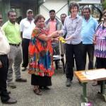 Kagamuga clinic handover
