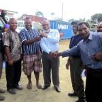 Kotna ambulance donation