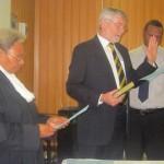 Second Board of WHPHA Sworn In