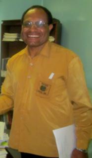 Dr. James Kintwa