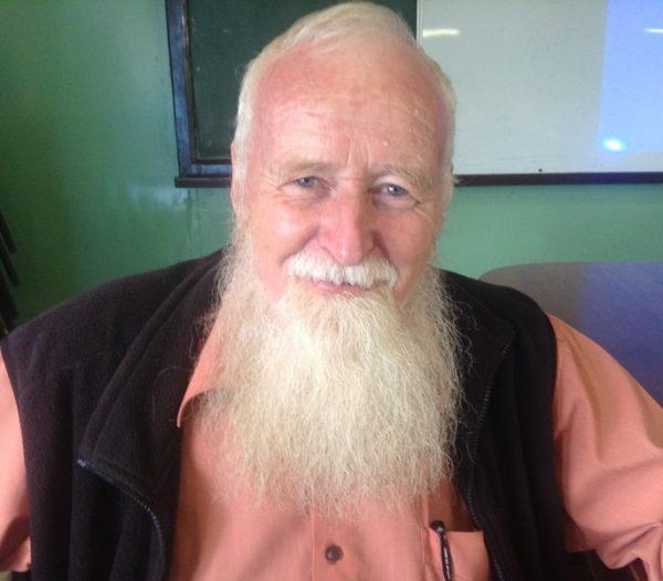 Fr Garrett Roche retires from WHPHA Board after 23 years