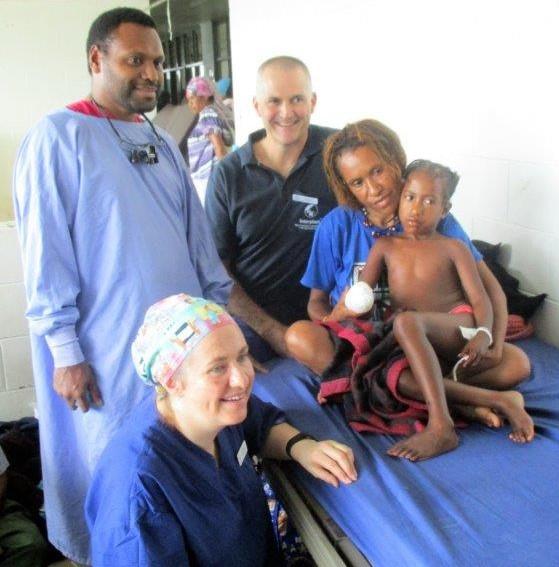 nterplast team conducts successful surgeries in Mt Hagen