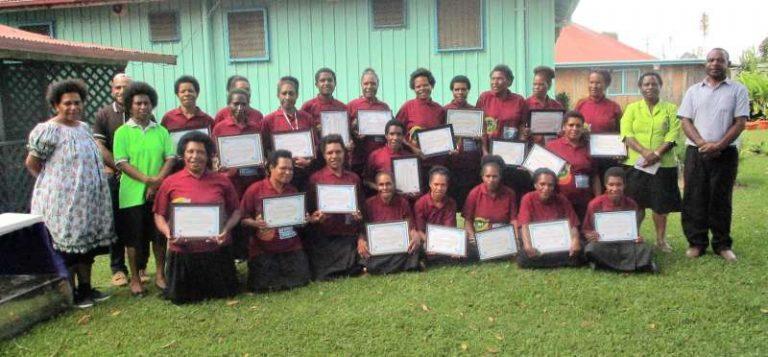 More Village Health Volunteers Graduate