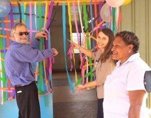 New Isolation Unit at Mt Hagen Hospital opened