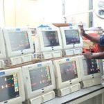 Three Highlands Hospitals receive patient monitors