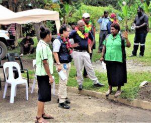 Care International rehabilitates Kagamuga Health Centre